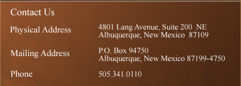Albuquerque, New Mexico contact information - Allen, Shepherd, Lewis & Syra , P.A.